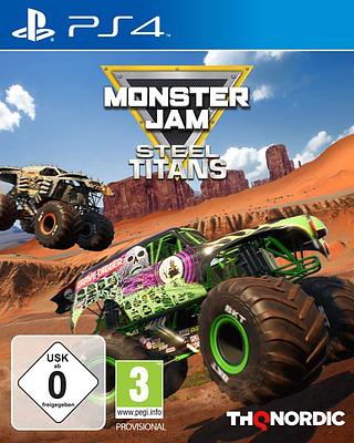 Einfach und sicher online bestellen: Monster Jam Steel Titans in Österreich kaufen.