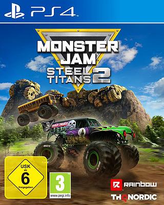 Einfach und sicher online bestellen: Monster Jam Steel Titans 2 in Österreich kaufen.