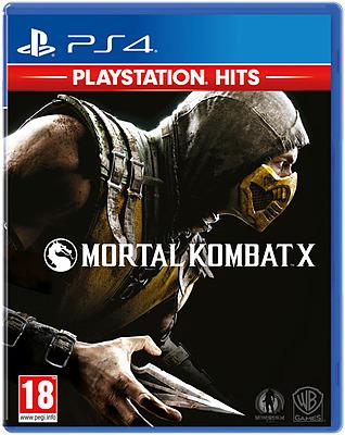Einfach und sicher online bestellen: Mortal Kombat X PS4 Hits in Österreich kaufen.