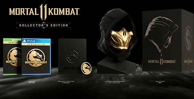 Einfach und sicher online bestellen: Mortal Kombat XI Kollectors Edition in Österreich kaufen.