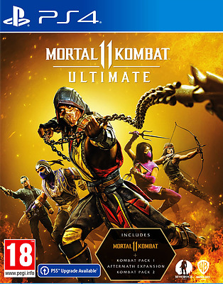 Einfach und sicher online bestellen: Mortal Kombat XI Ultimate Edition (PEGI) in Österreich kaufen.