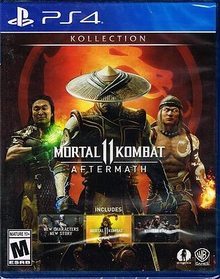Einfach und sicher online bestellen: Mortal Kombat XI Aftermath Kollection (US-Import) in Österreich kaufen.