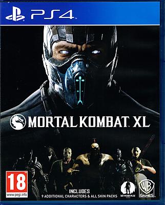 Einfach und sicher online bestellen: Mortal Kombat XL (AT-PEGI) in Österreich kaufen.