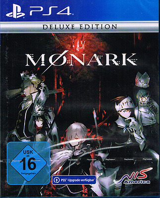 Einfach und sicher online bestellen: Monark Deluxe Edition in Österreich kaufen.