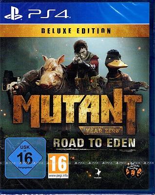 Einfach und sicher online bestellen: Mutant Year Zero: Road to Eden (AT-PEGI) in Österreich kaufen.