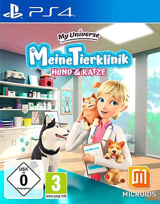 Einfach und sicher online bestellen: My Universe: Tierklinik Hund und Katze in Österreich kaufen.