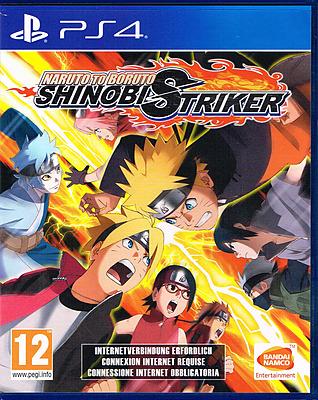 Einfach und sicher online bestellen: Naruto to Boruto: Shinobi Striker (AT-PEGI) in Österreich kaufen.