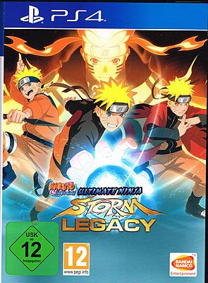 Einfach und sicher online bestellen: Naruto Shippuden Ultimate Ninja Storm Legacy in Österreich kaufen.
