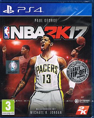 Einfach und sicher online bestellen: NBA 2K17 in Österreich kaufen.