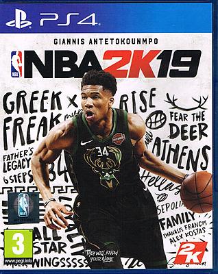 Einfach und sicher online bestellen: NBA 2K19 (AT-PEGI) in Österreich kaufen.