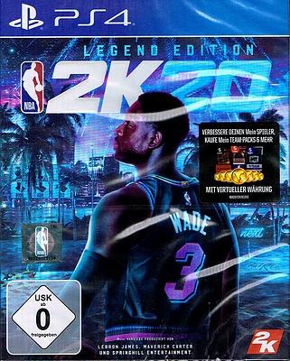 Einfach und sicher online bestellen: NBA 2K20 Legend Edition in Österreich kaufen.