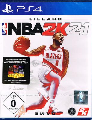 Einfach und sicher online bestellen: NBA 2K21 in Österreich kaufen.