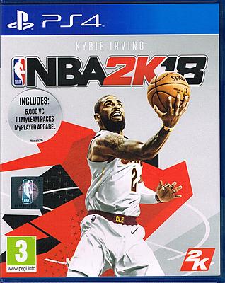Einfach und sicher online bestellen: NBA 2K18 + 3 DLC (EU-Import) in Österreich kaufen.