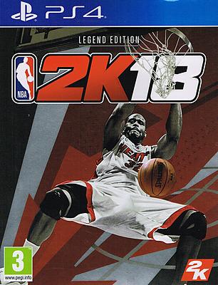 Einfach und sicher online bestellen: NBA 2K18 Legend Edition (EU-Import) in Österreich kaufen.