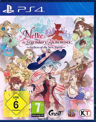 Einfach und sicher online bestellen: Nelke & the Legendary Alchemists in Österreich kaufen.