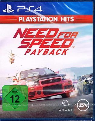 Einfach und sicher online bestellen: Need for Speed: Payback PSHits in Österreich kaufen.