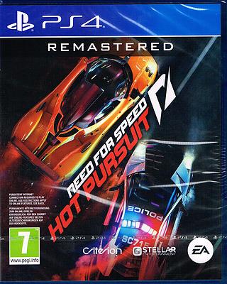 Einfach und sicher online bestellen: Need for Speed: Hot Pursuit Remastered (AT-PEGI) in Österreich kaufen.