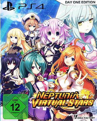 Einfach und sicher online bestellen: Neptunia Virtual Stars Day One Edition in Österreich kaufen.