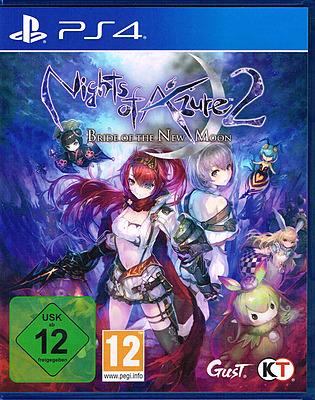 Einfach und sicher online bestellen: Nights of Azure 2: Bride of the New Moon in Österreich kaufen.
