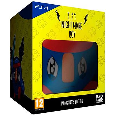 Einfach und sicher online bestellen: Nightmare Boy Mongano's Edition (PEGI) in Österreich kaufen.