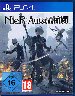 Einfach und sicher online bestellen: NieR Automata in Österreich kaufen.