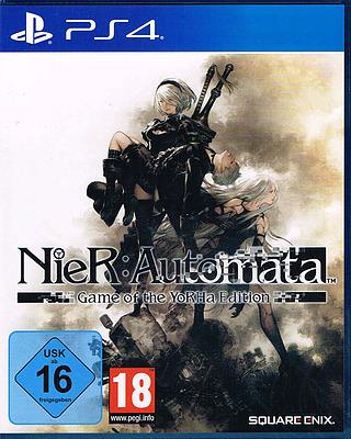 Einfach und sicher online bestellen: NieR Automata Game of the YoRHa Edition in Österreich kaufen.