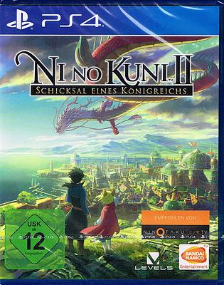 Einfach und sicher online bestellen: Ni No Kuni 2: Revenant Kingdom + DLC (AT-PEGI) in Österreich kaufen.