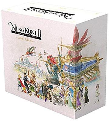 Einfach und sicher online bestellen: Ni No Kuni 2: Revenant Kingdom King's Edition in Österreich kaufen.