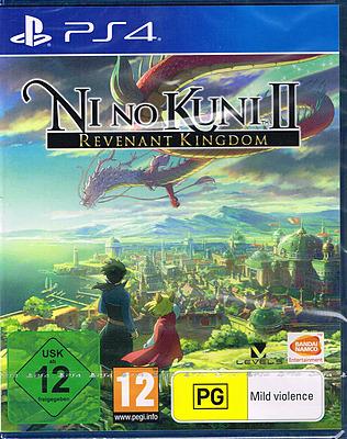 Einfach und sicher online bestellen: Ni No Kuni 2: Revenant Kingdom + Season Pass + DLC in Österreich kaufen.