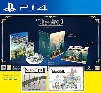Einfach und sicher online bestellen: Ni No Kuni 2: Revenant Kingdom Prince's Edition in Österreich kaufen.