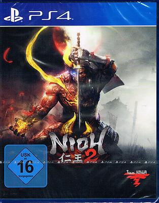 Einfach und sicher online bestellen: Nioh 2 Day One Edition + 4 Boni (AT-PEGI) in Österreich kaufen.