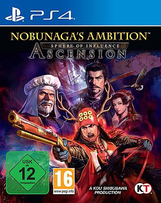 Einfach und sicher online bestellen: Nobunagas Ambition: Sphere of Influence Ascension in Österreich kaufen.