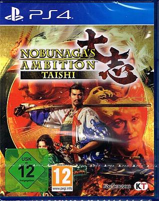 Einfach und sicher online bestellen: Nobunaga's Ambition: Taishi (AT-PEGI) in Österreich kaufen.