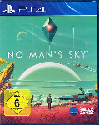 Einfach und sicher online bestellen: No Man's Sky in Österreich kaufen.