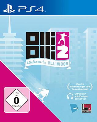 Einfach und sicher online bestellen: OlliOlli 2: Welcome to Olliwood in Österreich kaufen.