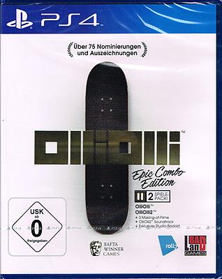 Einfach und sicher online bestellen: OlliOlli: Epic Combo Edition in Österreich kaufen.
