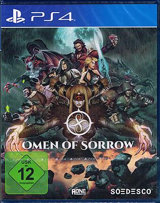 Einfach und sicher online bestellen: Omen of Sorrow in Österreich kaufen.
