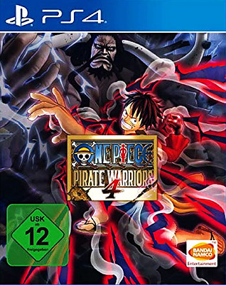 Einfach und sicher online bestellen: One Piece: Pirate Warriors 4 + 3 DLCs (AT-PEGI) in Österreich kaufen.