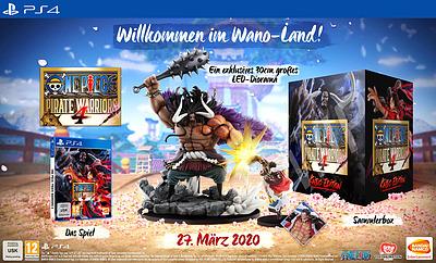 Einfach und sicher online bestellen: One Piece: Pirate Warriors 4 Kaido Edition in Österreich kaufen.