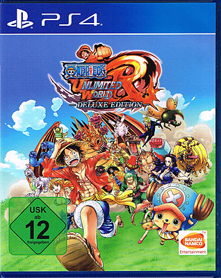 Einfach und sicher online bestellen: One Piece Unlimited World Red - Deluxe Edition in Österreich kaufen.