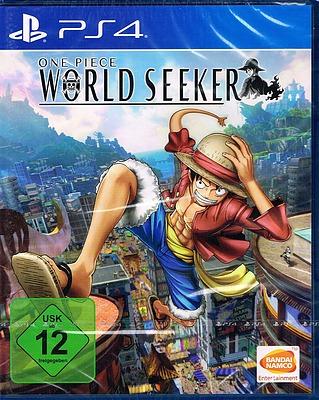 Einfach und sicher online bestellen: One Piece: World Seeker in Österreich kaufen.