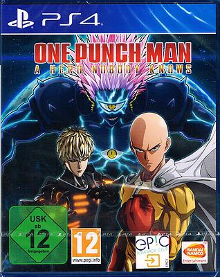 Einfach und sicher online bestellen: One Punch Man: A Hero Nobody Knows (AT-PEGI) in Österreich kaufen.