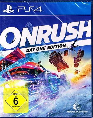 Einfach und sicher online bestellen: Onrush (AT-PEGI) in Österreich kaufen.