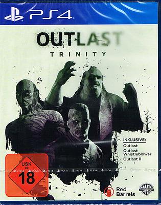 Einfach und sicher online bestellen: Outlast Trinity (AT-PEGI) in Österreich kaufen.