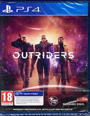 Einfach und sicher online bestellen: Outriders + Deluxe Edition Upgrade (AT-PEGI) in Österreich kaufen.
