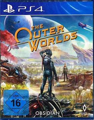 Einfach und sicher online bestellen: The Outer Worlds in Österreich kaufen.