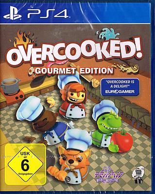 Einfach und sicher online bestellen: Overcooked Gourmet Edition in Österreich kaufen.