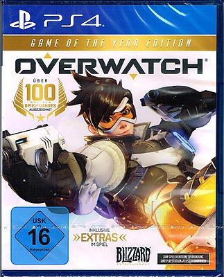 Einfach und sicher online bestellen: Overwatch Game of the Year Editon in Österreich kaufen.