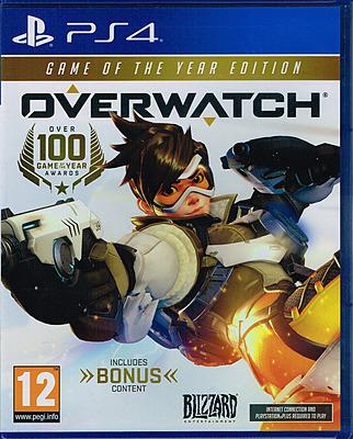 Einfach und sicher online bestellen: Overwatch Game of the Year Editon (EU-Import) in Österreich kaufen.