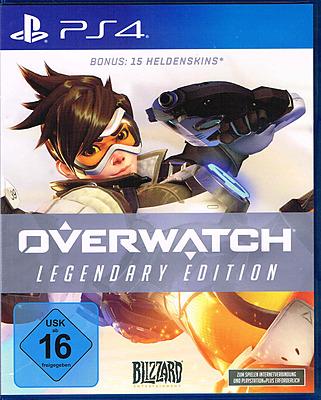 Einfach und sicher online bestellen: Overwatch Legendary Edition (AT-PEGI) in Österreich kaufen.
